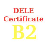 DELE exam B2