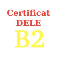 Examen d'espagnol DELE B2