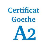 Examen d'allemand Goethe A2