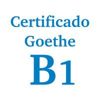 Certificado alemán GOETHE B1