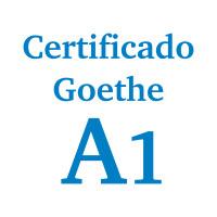 Certificado alemán GOETHE A1