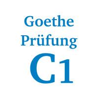 Goethe Prüfung C1