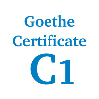 Goethe test C1