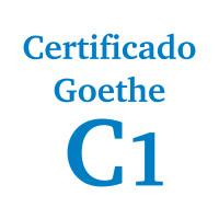 Certificado alemán GOETHE C1